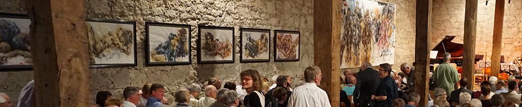 Ausstellung in der Zehntscheune